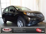 2013 Kona Coffee Metallic Honda CR-V LX AWD #79513012