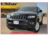 2014 Brilliant Black Crystal Pearl Jeep Grand Cherokee Laredo #79513409