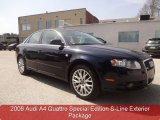 2008 Deep Sea Blue Pearl Effect Audi A4 2.0T Special Edition quattro Sedan #79513238