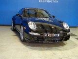 2008 Black Porsche 911 Carrera S Coupe #79512989
