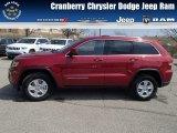 2014 Deep Cherry Red Crystal Pearl Jeep Grand Cherokee Laredo 4x4 #79513118