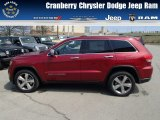 2014 Deep Cherry Red Crystal Pearl Jeep Grand Cherokee Limited 4x4 #79513115
