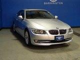 2012 Titanium Silver Metallic BMW 3 Series 328i xDrive Coupe #79512979