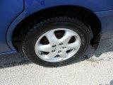 Mazda MPV 2000 Wheels and Tires