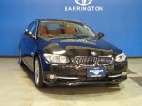 2012 Black Sapphire Metallic BMW 3 Series 335i xDrive Coupe #79512976