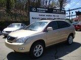 2009 Golden Almond Metallic Lexus RX 350 AWD #7921289