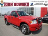 2007 Ford F150 STX Regular Cab 4x4