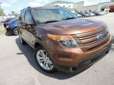 2011 Golden Bronze Metallic Ford Explorer Limited 4WD #79513359