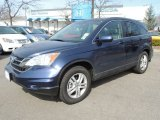 2010 Royal Blue Pearl Honda CR-V EX-L AWD #79569881