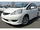 2011 Taffeta White Honda Fit Sport #79569744