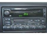 2003 Ford F250 Super Duty XLT SuperCab Audio System