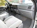 2003 Ford F250 Super Duty XLT SuperCab 4x4 Dashboard
