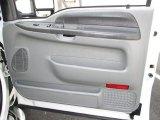 2003 Ford F250 Super Duty XLT SuperCab 4x4 Door Panel