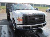 2008 Ford F350 Super Duty XL Regular Cab Stake Truck Data, Info and Specs