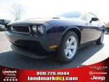 2013 Jazz Blue Pearl Dodge Challenger SXT #79569468