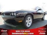 2013 Pitch Black Dodge Challenger SXT #79569467