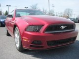 2014 Ruby Red Ford Mustang V6 Coupe #79569732