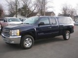 2012 Imperial Blue Metallic Chevrolet Silverado 1500 LT Extended Cab #79569972
