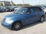 2007 Marine Blue Pearl Chrysler PT Cruiser Convertible #79569324