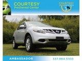 2012 Brilliant Silver Nissan Murano S #79569719