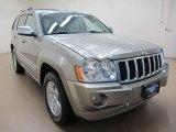 2006 Light Khaki Metallic Jeep Grand Cherokee Overland 4x4 #79569175