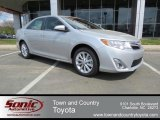 2013 Classic Silver Metallic Toyota Camry XLE #79569708
