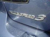 Mazda MAZDA3 2007 Badges and Logos