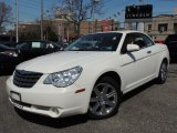 2010 Chrysler Sebring Stone White