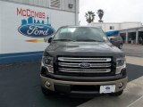 2013 Kodiak Brown Metallic Ford F150 King Ranch SuperCrew 4x4 #79569287