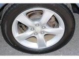 Subaru Impreza 2007 Wheels and Tires