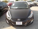 2013 Black Hyundai Elantra Limited #79569260