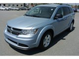 2013 Winter Chill Pearl Dodge Journey SE #79569819