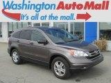2011 Urban Titanium Metallic Honda CR-V EX 4WD #79569406