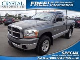 2006 Mineral Gray Metallic Dodge Ram 1500 SLT Regular Cab 4x4 #79569808