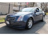 2009 Blue Diamond Tri-Coat Cadillac CTS 4 AWD Sedan #79569240