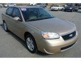 2007 Sandstone Metallic Chevrolet Malibu LT Sedan #79569803
