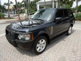 2005 Land Rover Range Rover Adriatic Blue Metallic