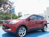 2013 Ruby Red Metallic Ford Escape Titanium 2.0L EcoBoost #79569389
