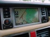 2005 Land Rover Range Rover HSE Navigation