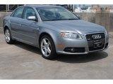 2008 Quartz Grey Metallic Audi A4 2.0T quattro Sedan #79569900