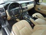 2005 Land Rover Range Rover HSE Sand/Jet Interior