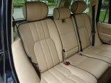 2005 Land Rover Range Rover HSE Rear Seat