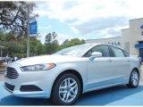 2013 Ingot Silver Metallic Ford Fusion SE 1.6 EcoBoost #79569382