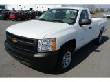2013 Summit White Chevrolet Silverado 1500 Work Truck Regular Cab #79569785