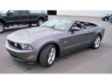 2011 Sterling Gray Metallic Ford Mustang GT Premium Convertible #79569362