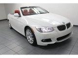 2012 Mineral White Metallic BMW 3 Series 328i Convertible #79569651
