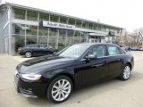 2013 Brilliant Black Audi A4 2.0T quattro Sedan #79569490