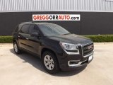 2013 Carbon Black Metallic GMC Acadia SLE #79569644