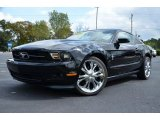 2011 Ebony Black Ford Mustang V6 Premium Coupe #79628186