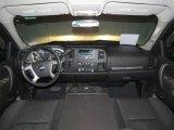 2010 Chevrolet Silverado 1500 LT Crew Cab Dashboard